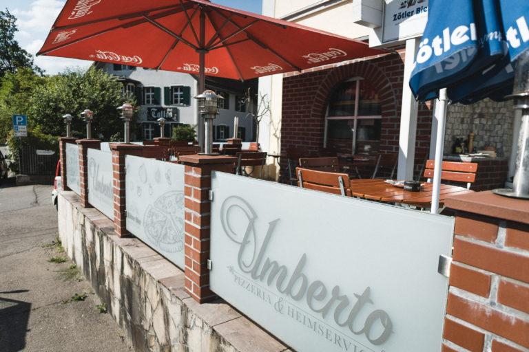 Restaurant mit Terrasse in Sonthofen